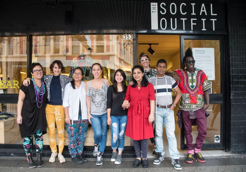 Photo by Kimberley Low for Broadsheet. Supplied by The Social Outfit.