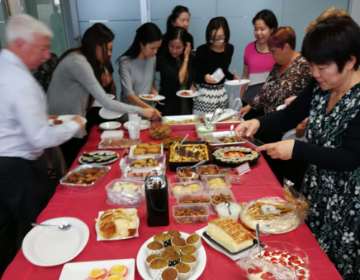 ASF Audit's first A Taste of Harmony celebration